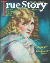 True Story, Nov 1921