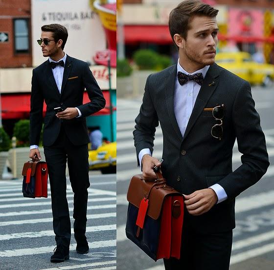 Bí quyết mặc áo vest đẹp cho nam giới