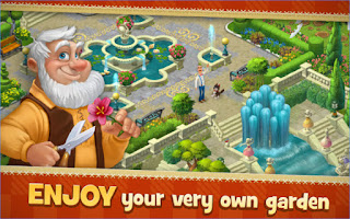 Gardenscapes – New Acres v1.3.4 Hack Mod Apk Download