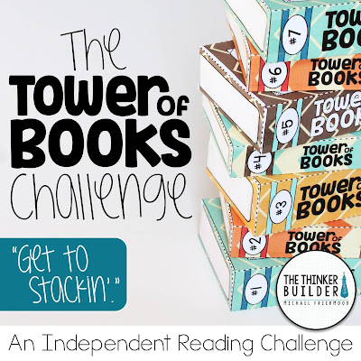 https://www.teacherspayteachers.com/Product/Reading-Log-Alternative-Tower-of-Books-An-Independent-Reading-Challenge-684824?utm_source=Blog%20Post&utm_campaign=Tower%20of%20Books