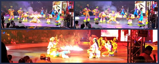 Color Me Carribean at UniverSoul Circus