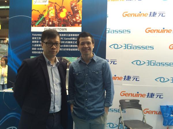 [專訪] 3Glasses總經理:台灣VR內容的最大優勢是美學設計!