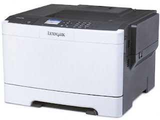 Lexmark CS417dn Printer Driver Downloads - Windows, Mac, Linux