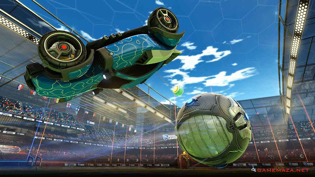 Rocket League Revenge of the Battle Cars Gameplay Screenshot 4