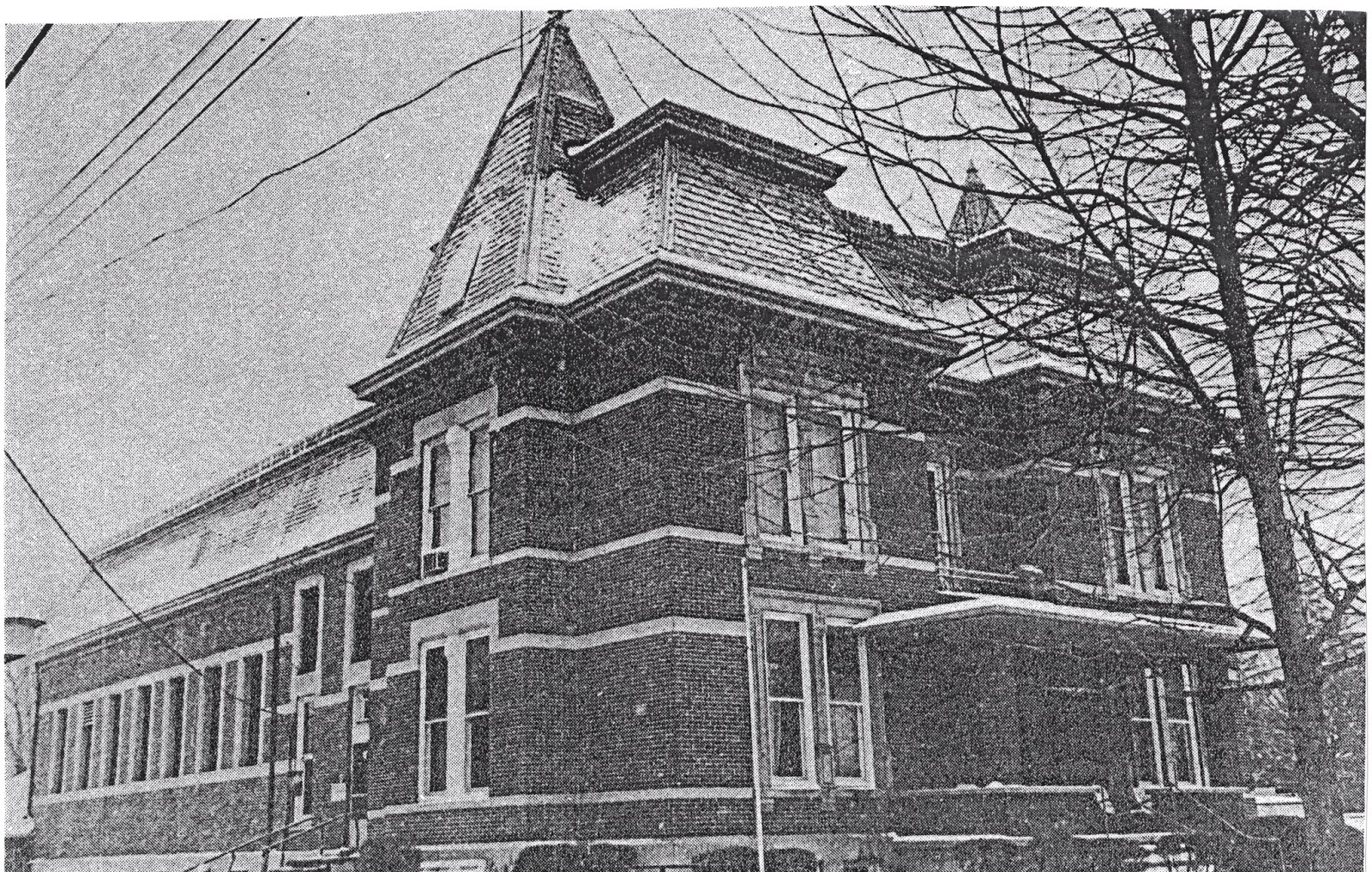 From the Pages of History: 90  The Old Randolph County Jail