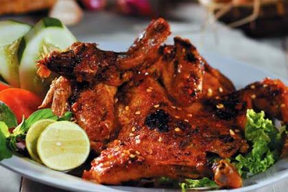 4 Langkah Mudah Membuat Ayam Bakar Bumbu Rujak Enak dan Sederhana