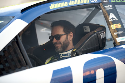 Jimmie Johnson Talks Offseason Plans #NASCAR
