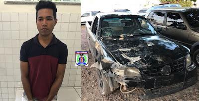 Por não aceitar separação, condutor atropela ex-mulher em Chapadinha