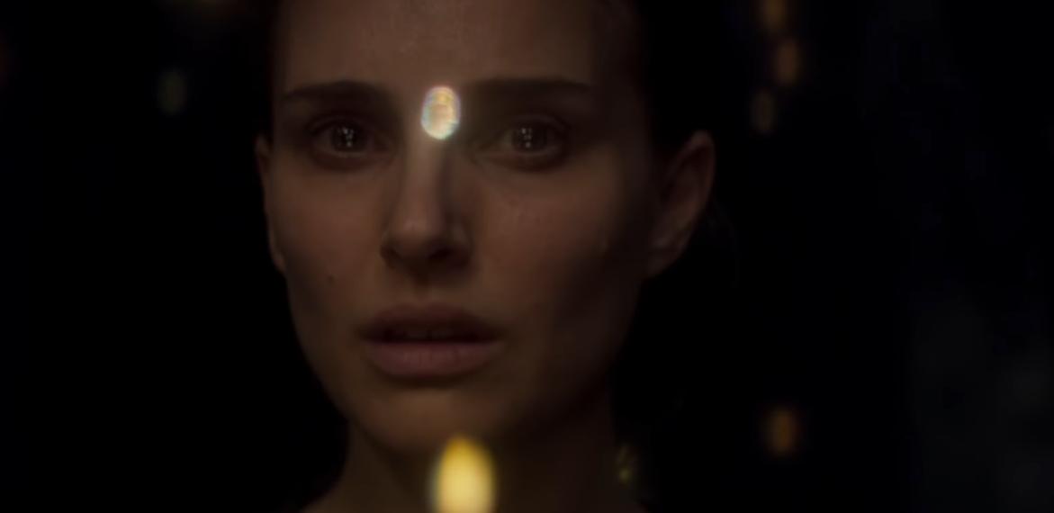 Aniquilación - pelicula 2018 - Natalie Portman
