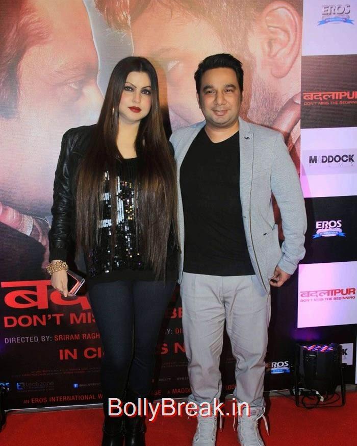 Shaira Khan, Ahmed Khan, Hot Pics of Sonakshi Sinha, Shraddha Kapoor At 'Badlapur' Success Bash