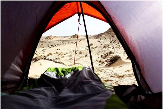 Adventurous Camping in the Sahara & Morocco with Virikson 4