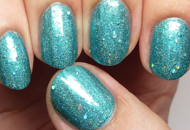 Grace-full Nail Polish Stars Holo
