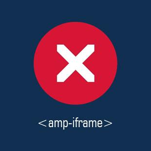 amp-iframe error