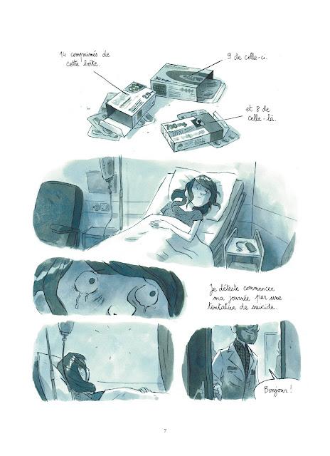 Les mille et une vies des urgences aux éditions Rue de Sèvres page 7