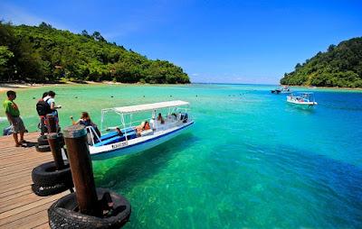 5 Tempat Menarik Bercuti di Sabah