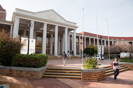 top south african universities