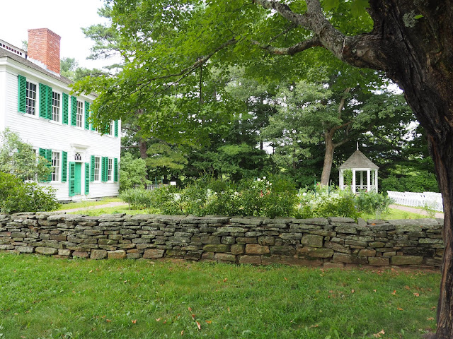 Salem Towne House--Old Sturbridge Village