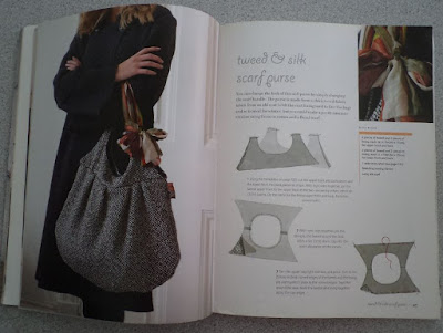 Sample page from The Perfect Handmade Bag by Clare Youngs