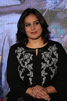 Cute Poja Gandhi in black dress at Dandupalyam 2 Movie press meet  ~  Exclusive 41.JPG