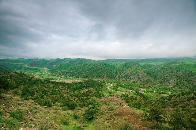 Debería haber más reservas naturales en Armenia
