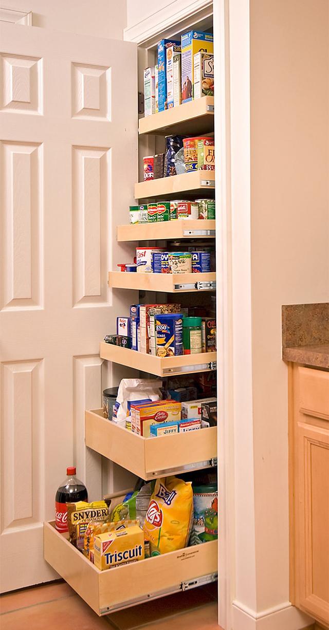 C mo decorar una cocina peque a cocinas con estilo for Accesorios interior cajones cocina