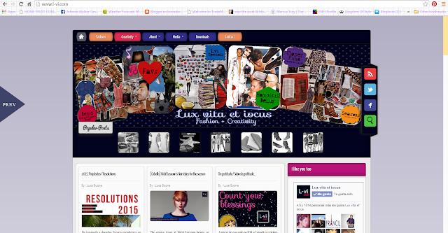 Lux vita et iocus. Fashion + Creativity. L-vi.com