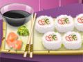 لعبة طبخ السوشي – العاب طبخ سارة