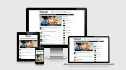 TdbSimple2 responsive blogspot template