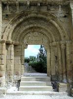 Iglesia de san Lorenzo; Uncastillo; Cinco Villas; Aragón; Románico; Romanesque; Roman