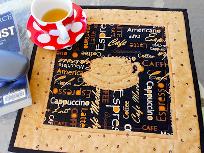 Coffee mat by valspierssews