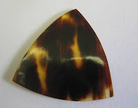 Tortoise Shell Guitar Pick