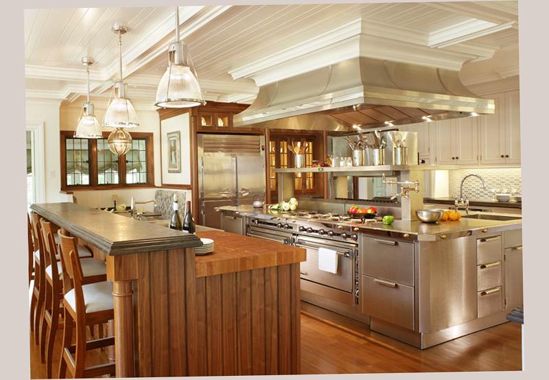 Gourmet Kitchen Designs Ideas for 2016 - Ellecrafts