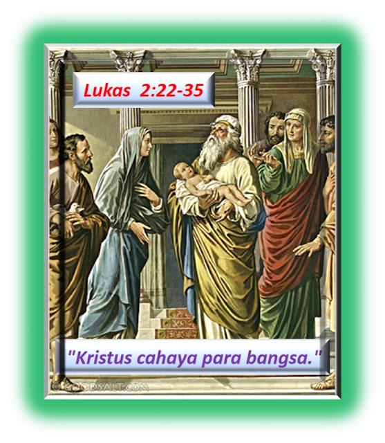 Lukas 2:22-35