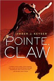 https://www.goodreads.com/book/show/31319739-pointe-claw?ac=1&from_search=true
