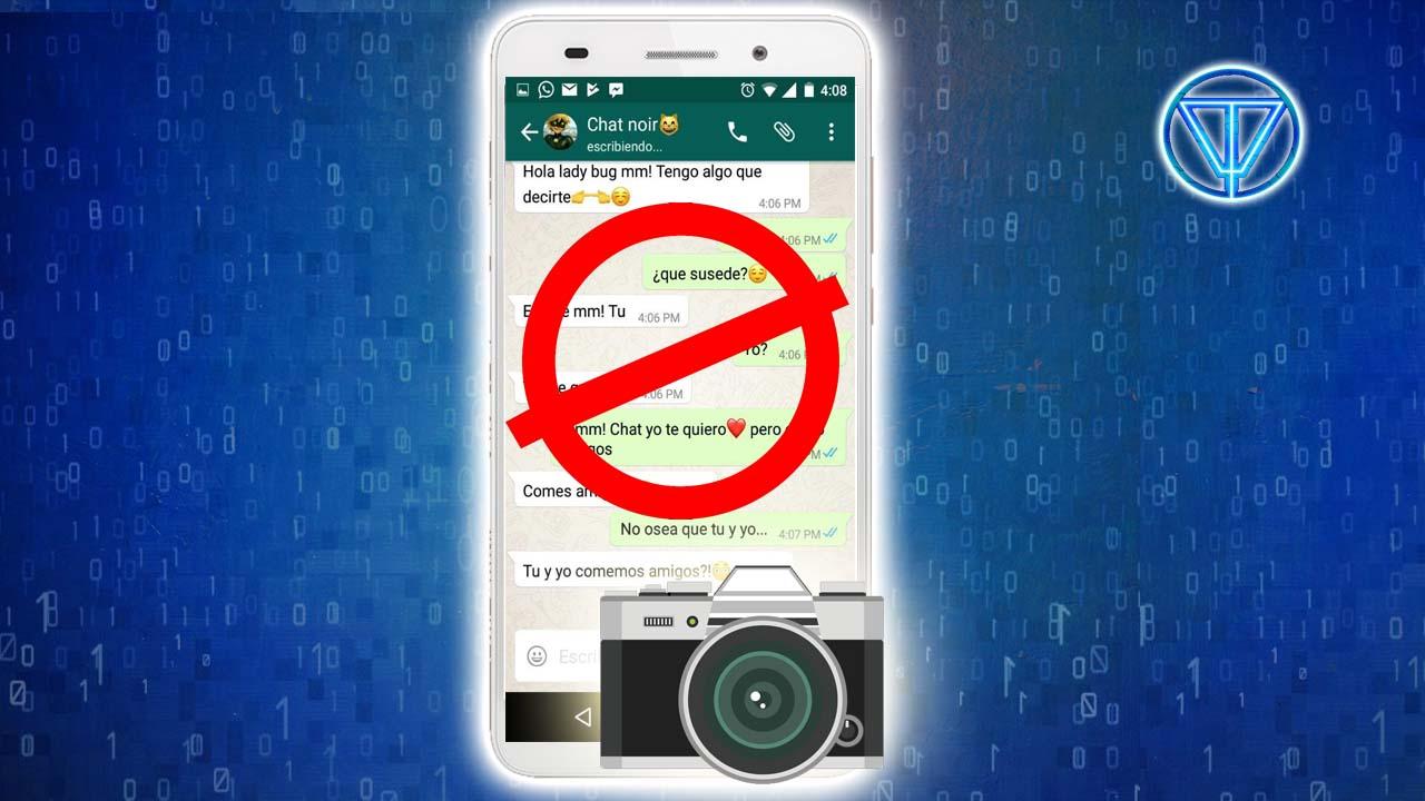 WhatsApp bloqueará sacar capturas de pantalla a los chats