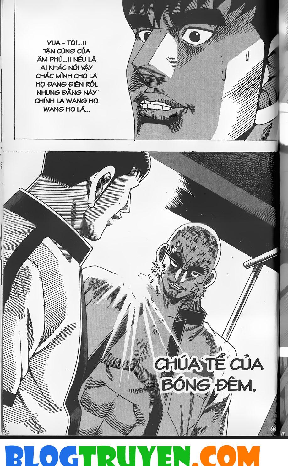 Bitagi - Anh chàng ngổ ngáo chap 283 trang 15