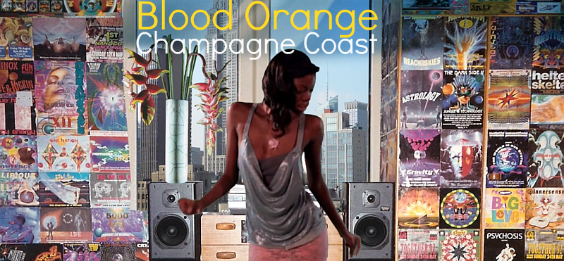 Musikvideo des Tages | Blood Orange - Champagne Coast