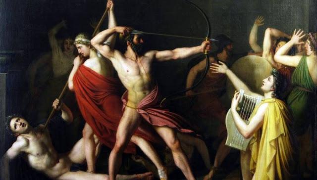 Επιστήμονες «βρήκαν» πότε συνέβη η μνηστηροφονία από τον Οδυσσέα ..!
