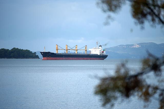 Θεσπρωτία: Όλες οι πληροφορίες για το πλοίο με τα σιτηρά, που προσάραξε στην Ηγ/τσα και του απαγορεύτηκε ο απόπλους, έως ότου πιστοποιηθεί η κλάση...