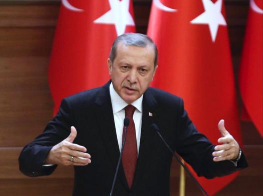 Erdogan Isyaratkan AS-Barat Dalang Dibalik Kudeta Gagal