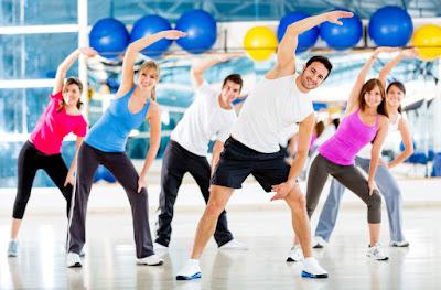 tập thể dục giúp tăng cường chất trong cơ thể làm tăng cân hiệu quả