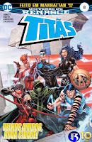 DC Renascimento: Titas #8