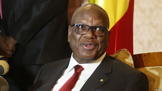 Mali president wants U.S. to undo Chad travel ban