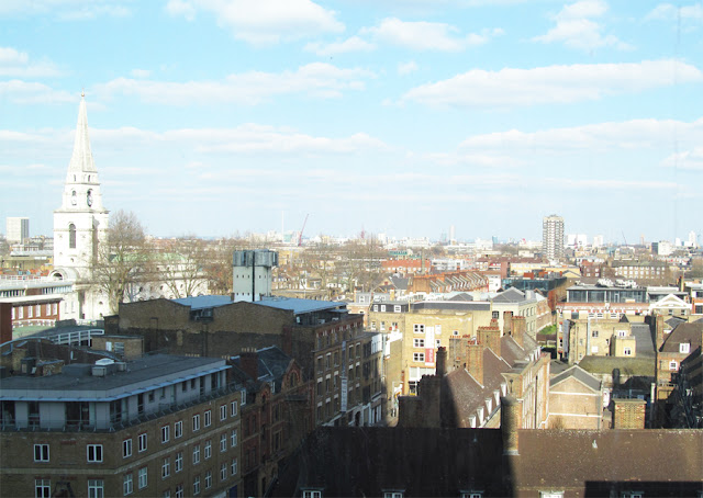 Back In London