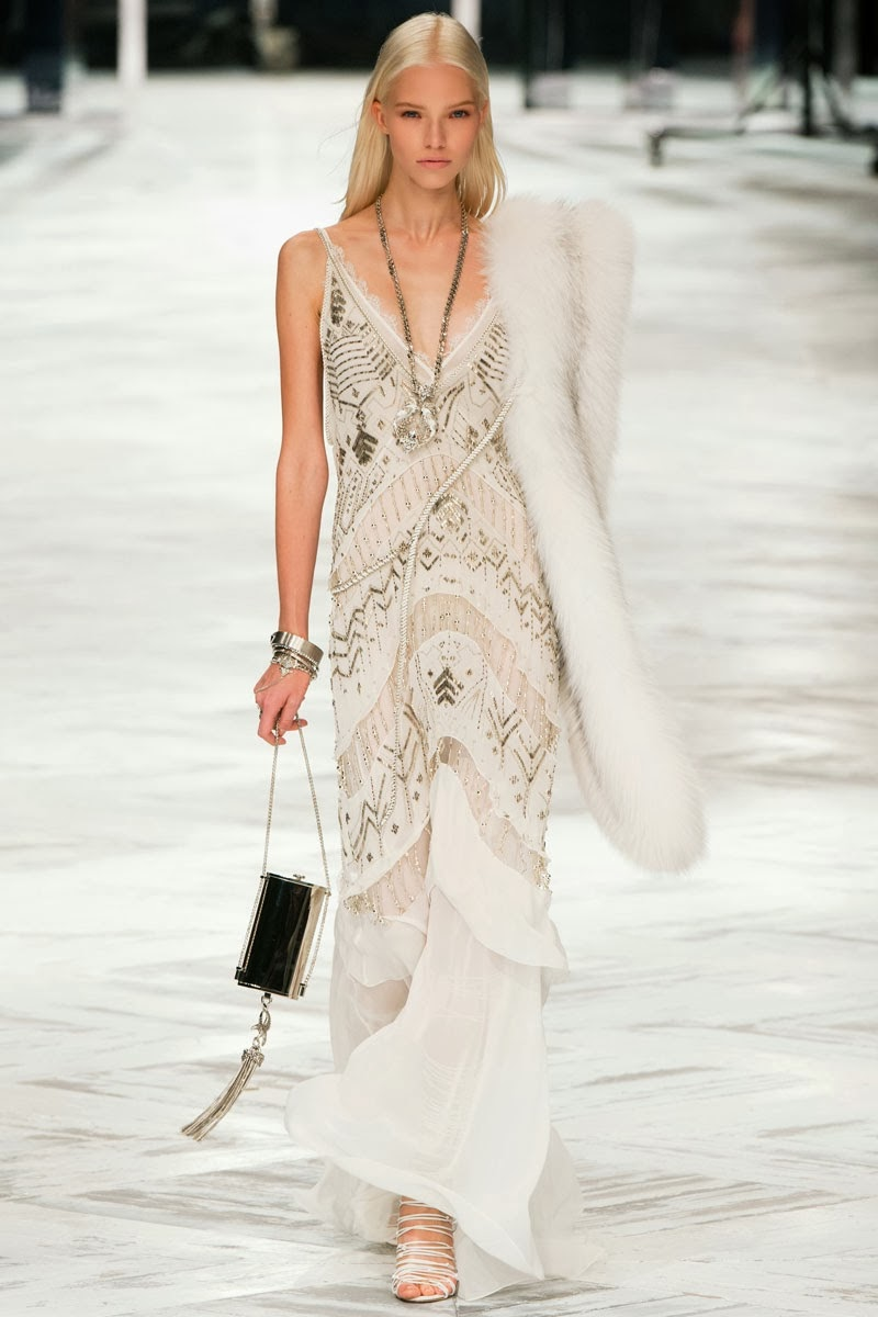 2014 Spring Summer Teen Fashion Trends: Passion For Luxury : Roberto Cavalli Spring / Summer 2014