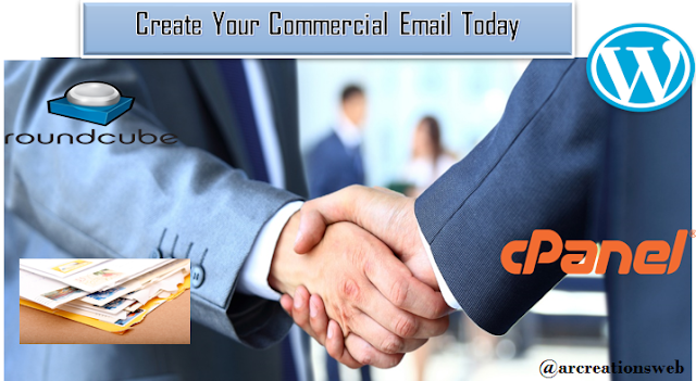 commercial email account