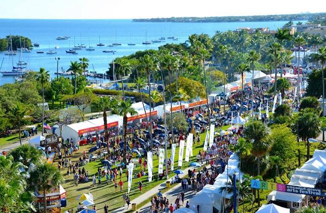 Coconut Grove Arts Festival em Miami