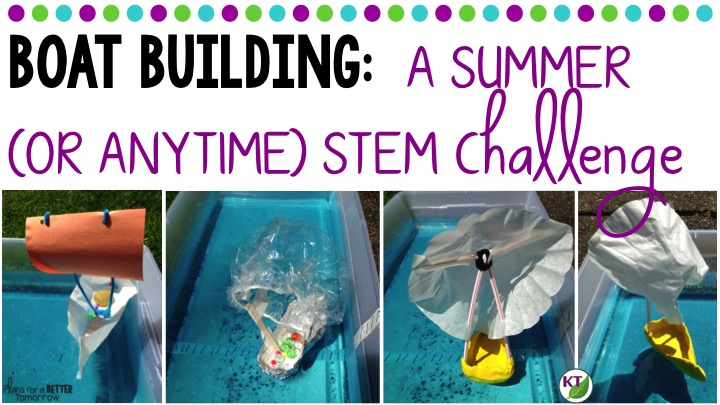 Make a paper boat with your children -- will it sink or float ... | 405x720