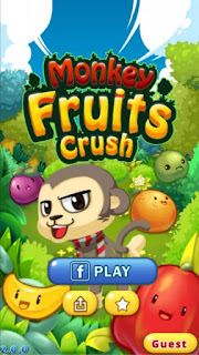 Monkey Fruits Crush Apk v2.2.1 Mod
