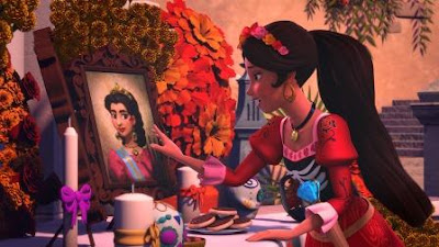 Elena of Avalor in The Jewel of Maru episode